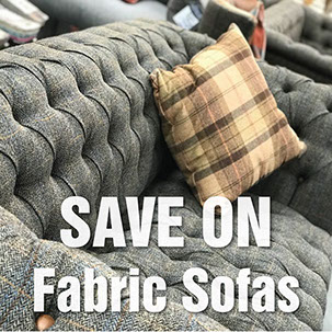 Fabirc Sofa Deals from Top Secret Furniture