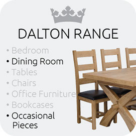 Dalton Range from Top Secret Furniture