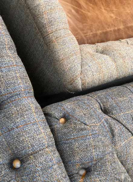 Top Secret Furniture tweed sofas